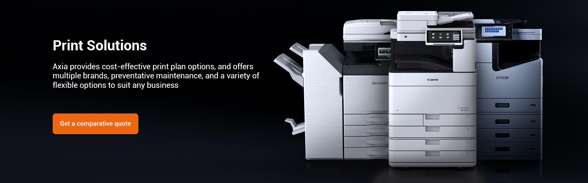 Managed Print Service Company Sydney