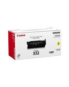 Canon CART332Y Yellow Toner Cartridge