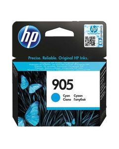 HP T6L89AA #905 Cyan Ink Cartridge